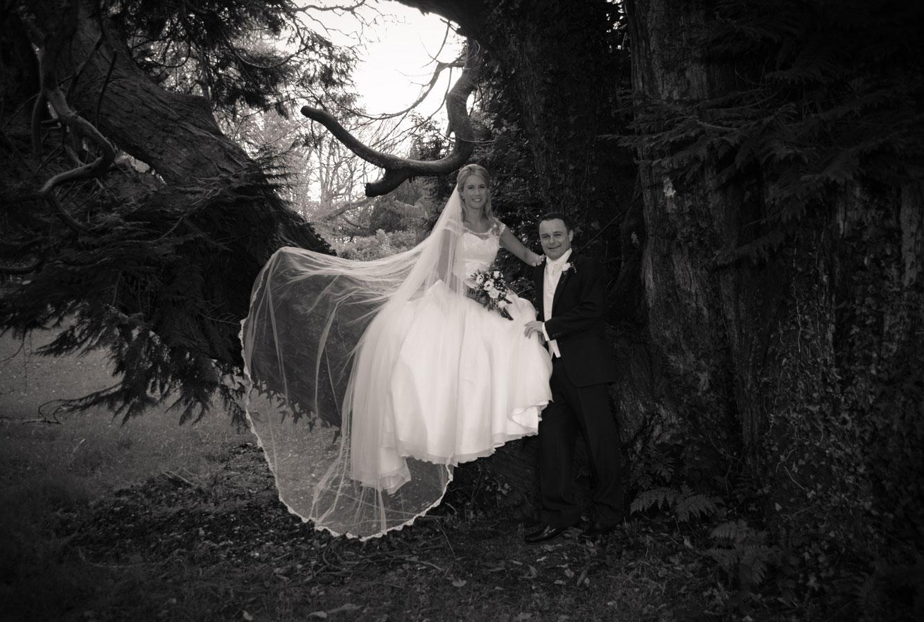 Leitrim castle wedding